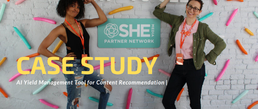 SHE - WhizzCo case study